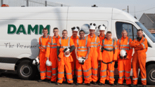 DAMN Workforce Team