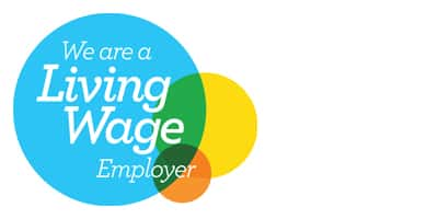 Living-Wage-Logo - The Wise Group