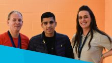 New Routes No Limits at Springburn Academy