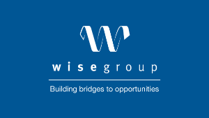 The Wise Group - building bridges to opportunities logo