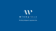 The Wise Group - building bridges to opportunity logo