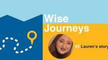 Wise Journeys Wise Steps Lauren