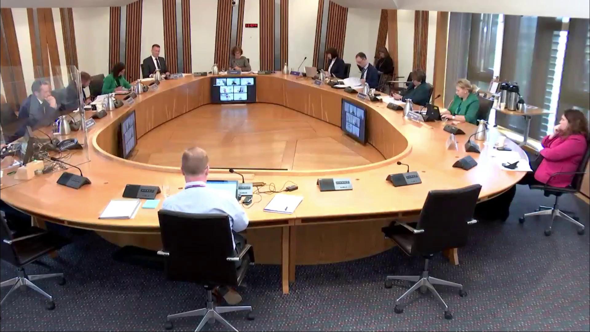 Scottish Government Statistics show that Short Term Prison Sentences are less effective than Community Sentences